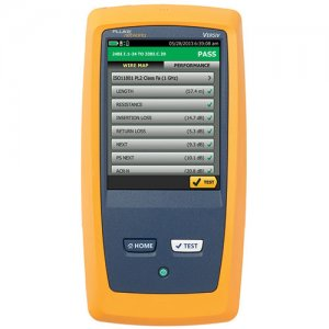 fluke-dsx-5000mi-1-ghz-dsx-series-cable-analyzer-with-multimode-olts-and-fiber-inspection