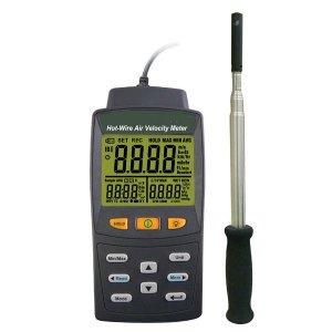 ten421-tm-4003v2-hot-wire-airflow-meter-with-bendable-probe-temp-airflow-rh-pressure
